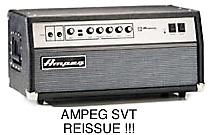 Ampeg SVTAV Amp Head